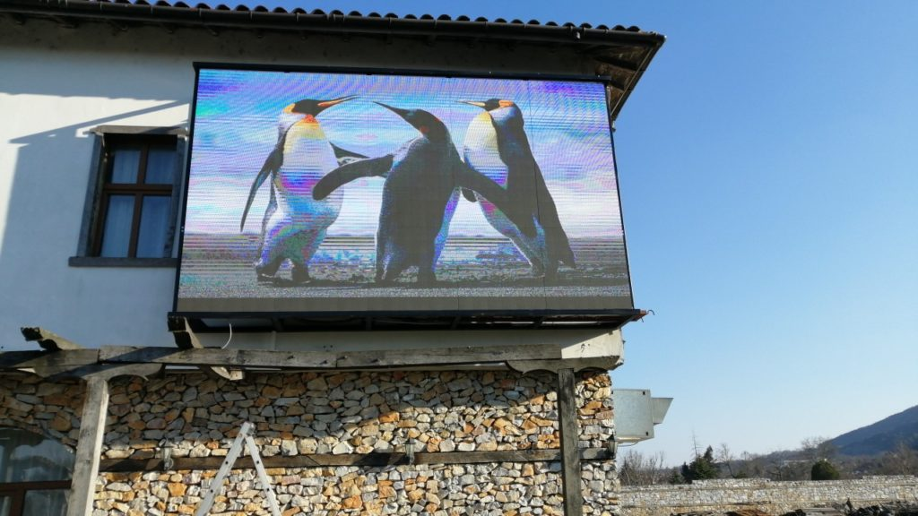 LED билборд Малко Търново