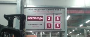 LED екран информационни табели